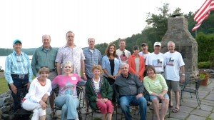 Reunion at Trout Lake Saturday, June 28, 2014 at Twin Pines Resort a Success!
